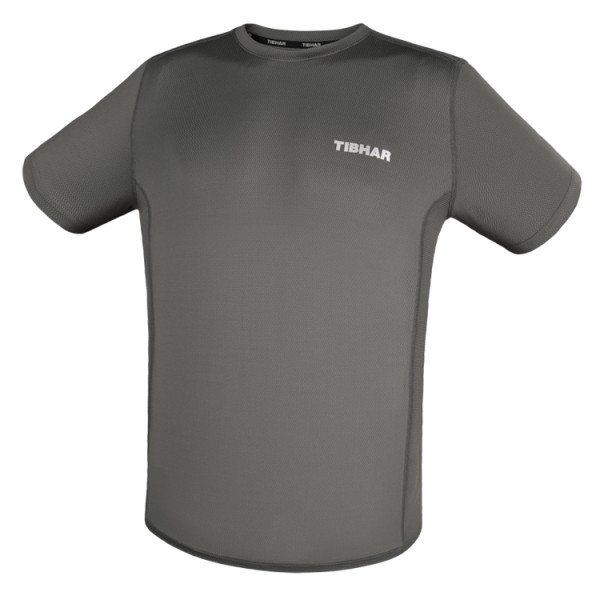 Tibhar TT-Shirt Select grau