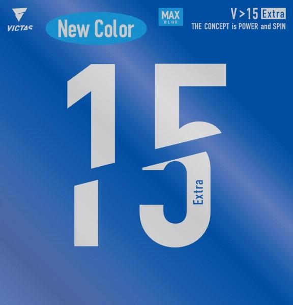 Victas Belag V > 15 Extra blau
