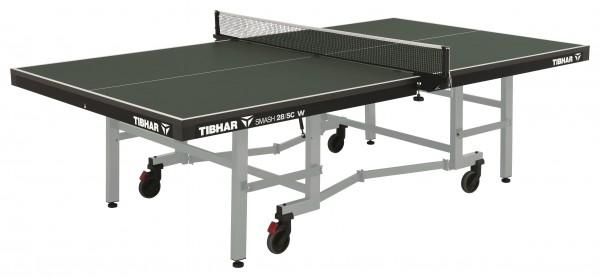 Tibhar Tisch Smash 28/SC W grün