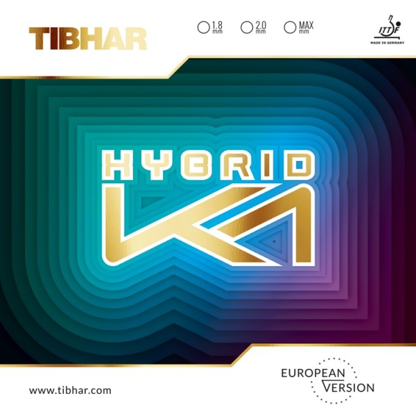 Tibhar Belag Hybrid K1 European Version