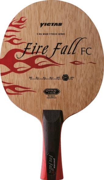 Victas Holz Fire Fall FC altes Design