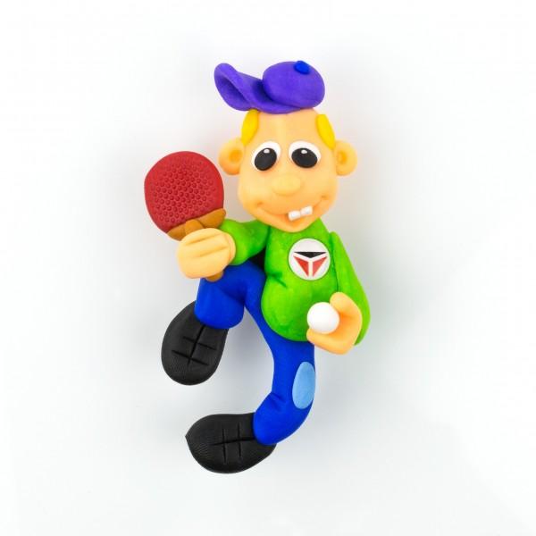 Tibhar 3D-Magnet Junge