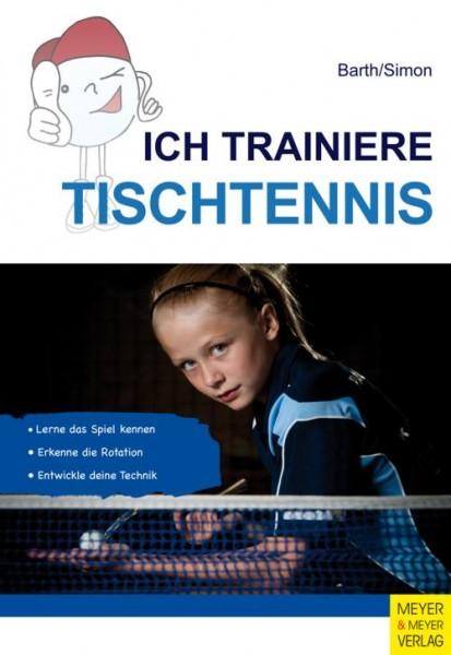 Buch Ich trainiere Tischtennis