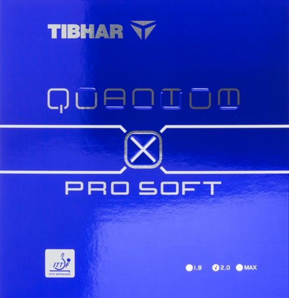 Tibhar Belag Quantum X Pro Soft