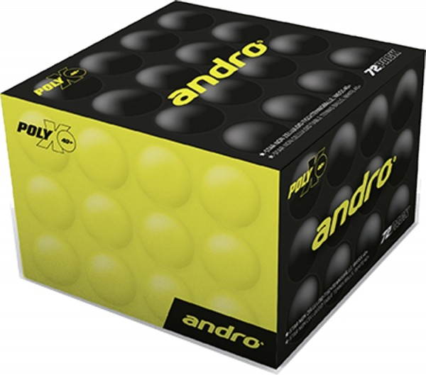 andro Ball Poly X 40+ Training