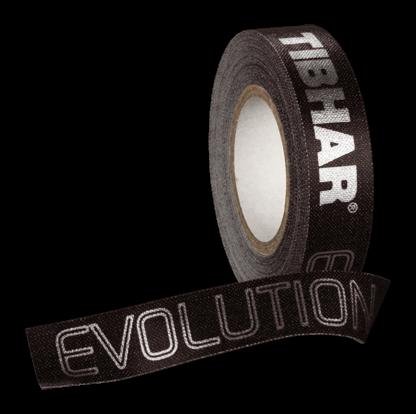 Tibhar Kantenband Evolution 5m schwarz
