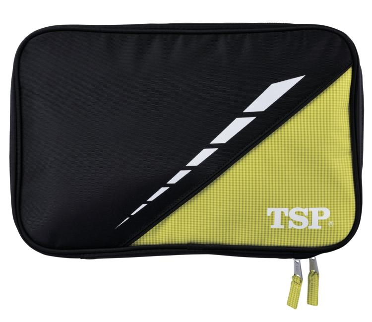 TSP Hülle Osaka schwarz/lime | Doppelhüllen | Taschen ...