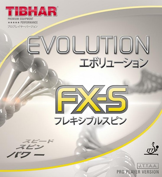 Tibhar Belag Evolution FX-S