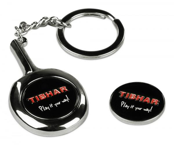 Tibhar Schlüsselanhänger Chip