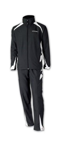 Donic Anzug Xenon schwarz/weiß
