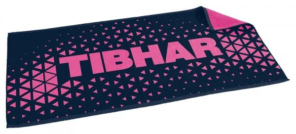 Tibhar Handtuch Game marine/pink