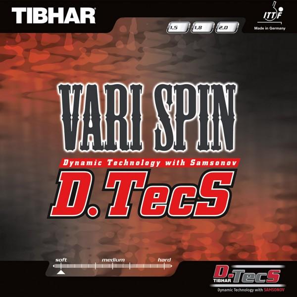 Tibhar Belag Vari Spin D.TecS