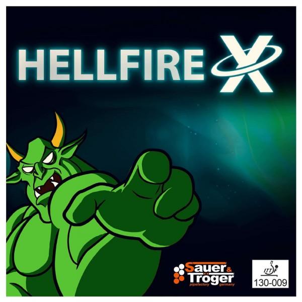 Sauer&Tröger Belag Hellfire X