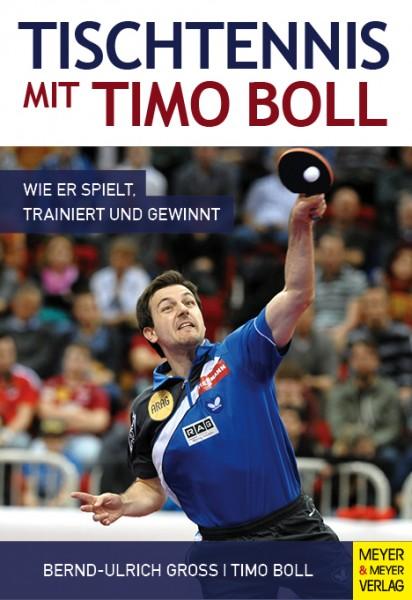 Buch Tischtennis mit Timo Boll