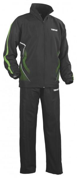 Tibhar Anzug Magic schwarz/grün