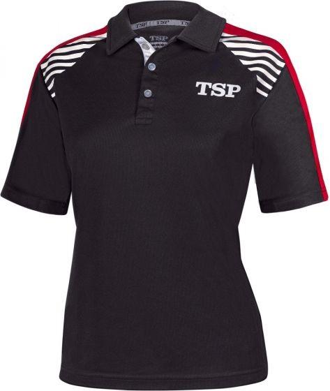 TSP Hemd Kuma Lady schwarz/rot L / XL