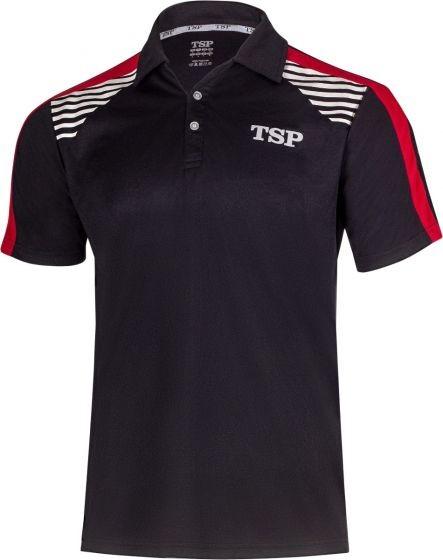 TSP Hemd Kuma schwarz/rot L
