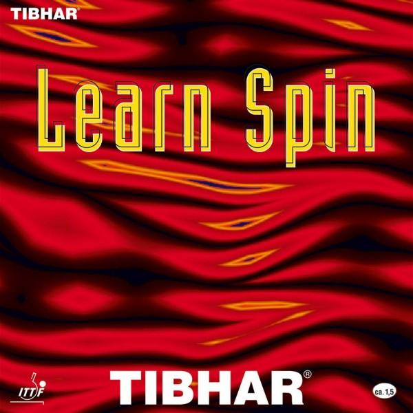 Tibhar Belag Learn Spin