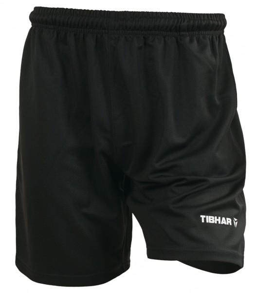 Tibhar Short World schwarz
