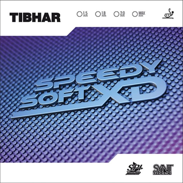 Tibhar Belag Speedy Soft XD