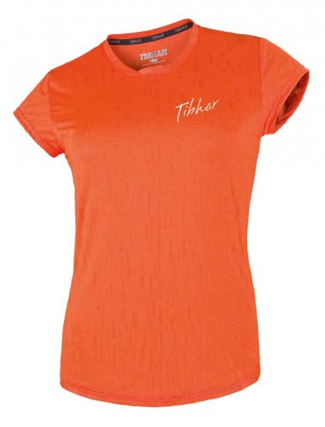 Tibhar Hemd Globe Lady orange