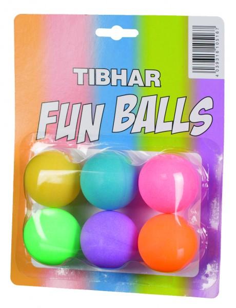 Tibhar Fun Balls einfarbig