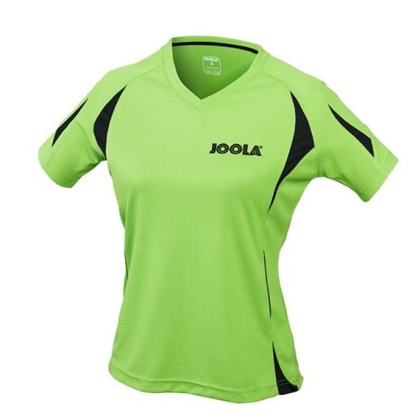Joola Hemd Matera Lady grün/schwarz