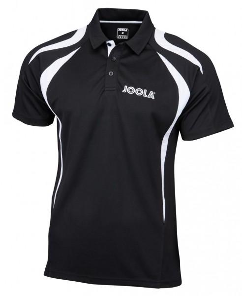 Joola Hemd Squadra schwarz/weiß