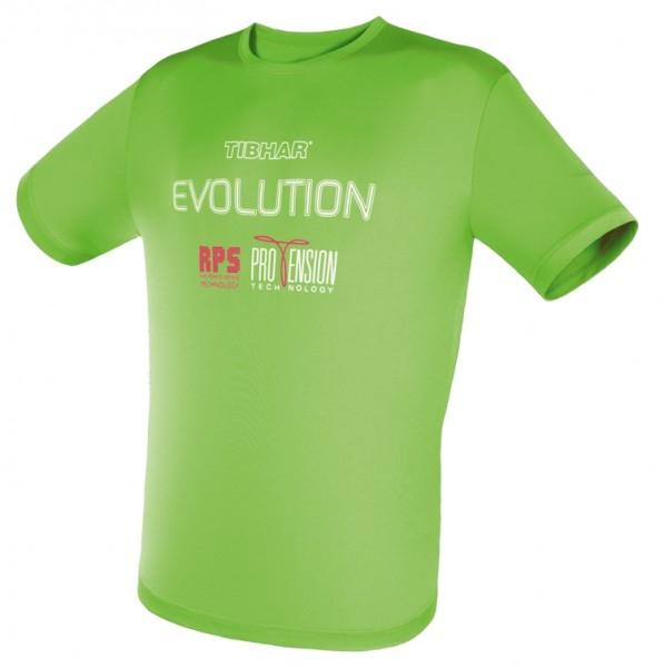 Tibhar T-Shirt Evolution grün