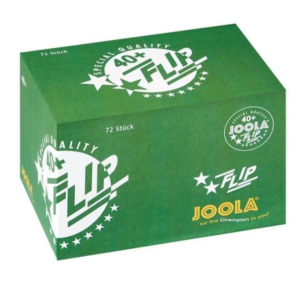 Joola Ball Flip 40+ nahtlos 72er Pack