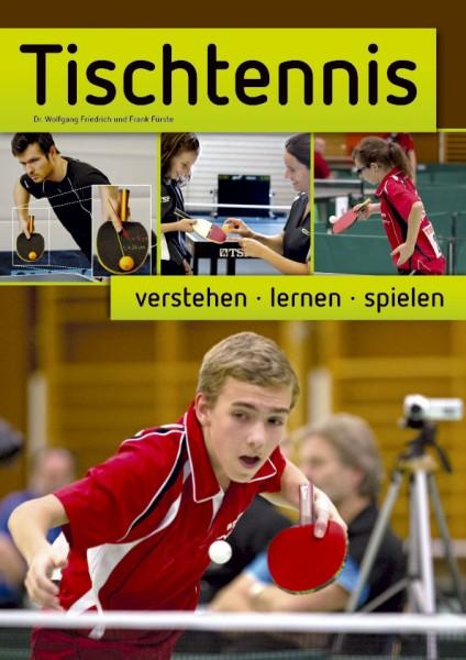 Buch Tischtennis verstehen, lernen, spielen