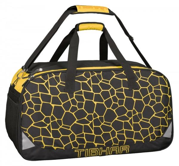 Tibhar Tasche Spider schwarz/gelb