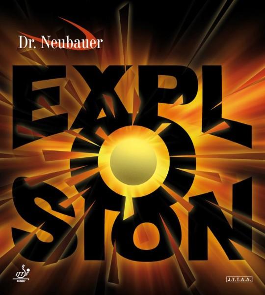 Dr. Neubauer Belag Explosion