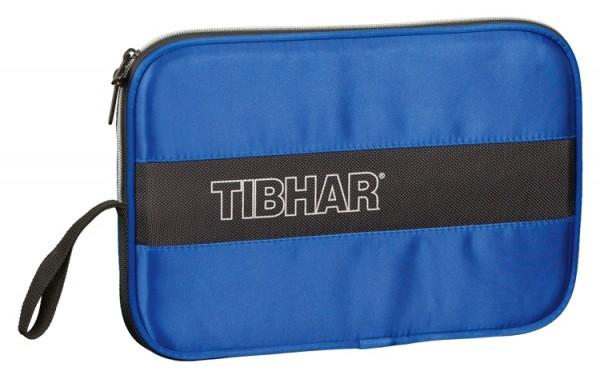 Tibhar Einzelhülle Century blau/schwarz
