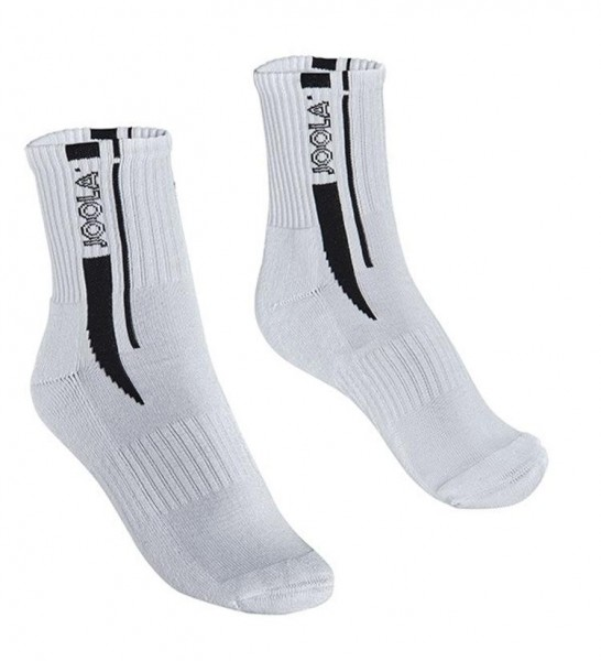 Joola Socke Teramo weiß/schwarz