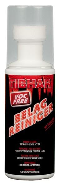 Tibhar Belagreiniger mit Schwammaufträger 100ml
