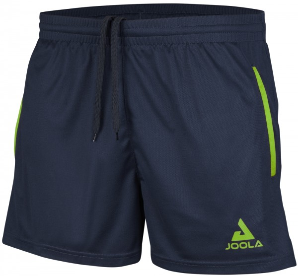 Joola Short Sprint navy/lime