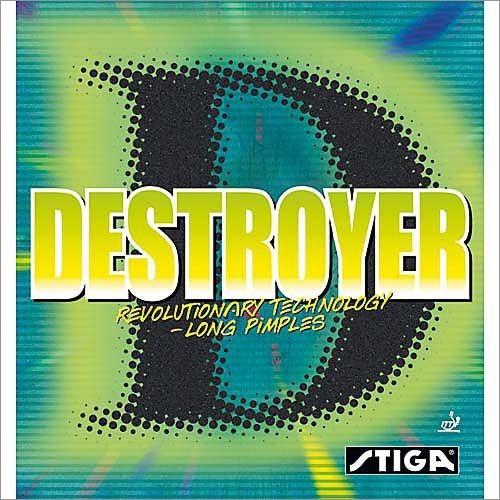 Stiga Belag Destroyer