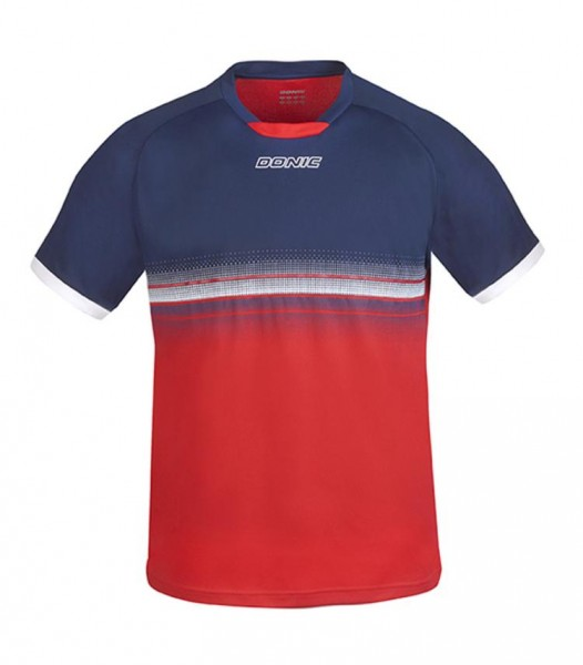 Donic T-Shirt Traxion Kids marine/rot