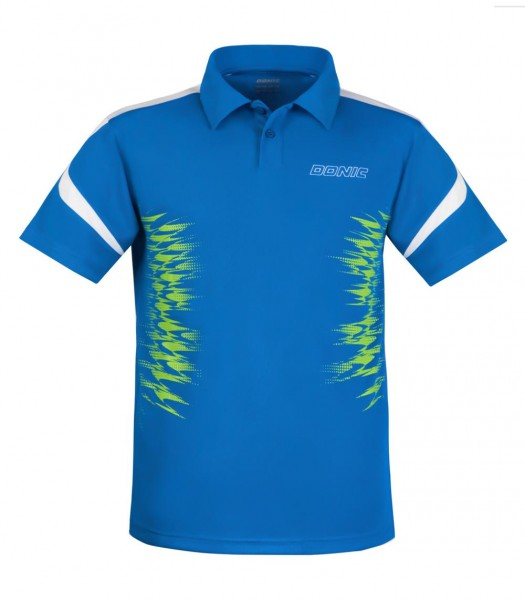 Donic Hemd Air blau