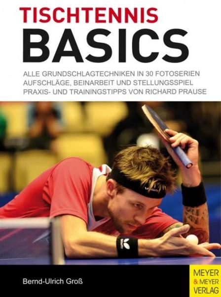 Buch Tischtennis Basics