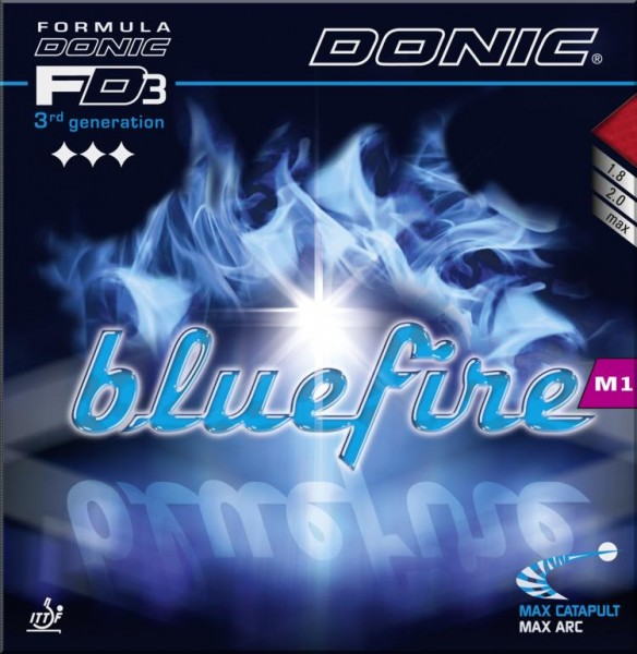 Donic Belag Bluefire M1