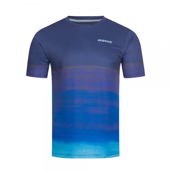 Donic T-Shirt Fade Kids marine/blau
