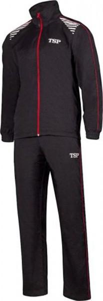 TSP Anzug Kuma schwarz/rot