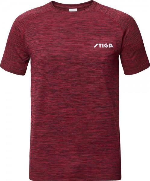 Stiga T-Shirt Activity rot