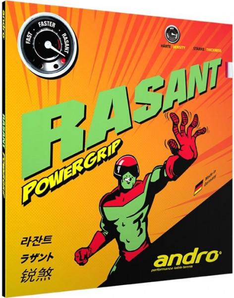 andro Belag Rasant PowerGrip