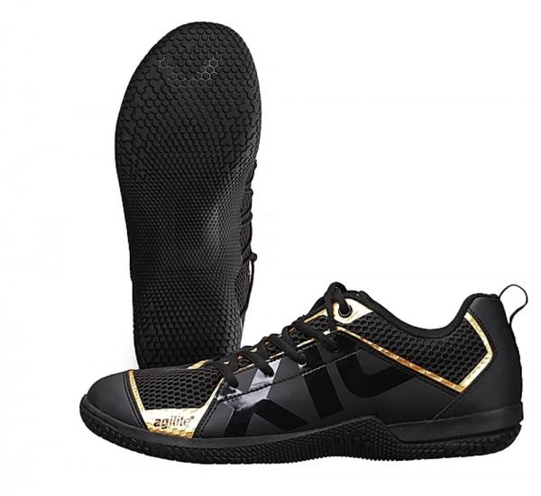 Xiom Schuh Footwork 2 schwarz/gold