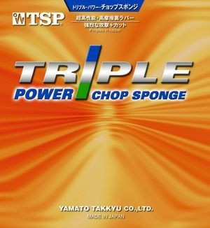 TSP Belag Triple Power Chop