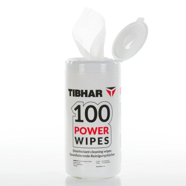 Tibhar Reinigungstücher Power Wipes
