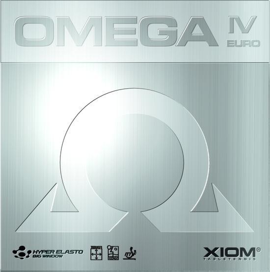 Xiom Belag Omega IV Euro